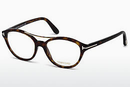 Óculos de design Tom Ford FT5412 052 - Castanho, Dark, Havana