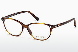 Óculos de design Tom Ford FT5421 053 - Havanna, Yellow, Blond, Brown