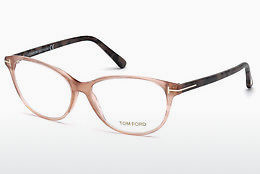 Óculos de design Tom Ford FT5421 074 - Rosa, Rosa