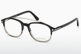 Óculos de design Tom Ford FT5454 064 - Corno, Horn, Brown