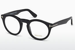 Óculos de design Tom Ford FT5459 001 - Preto, Shiny