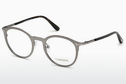 Óculos de design Tom Ford FT5465 014 - Cinzento, Shiny, Bright