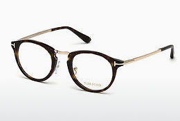 Óculos de design Tom Ford FT5467 052 - Castanho, Dark, Havana