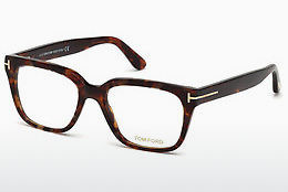 Óculos de design Tom Ford FT5477 054 - Havanna, Red