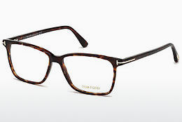 Óculos de design Tom Ford FT5478-B 054 - Havanna, Red