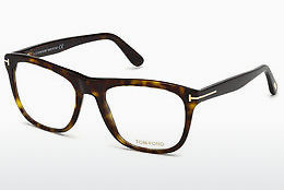 Óculos de design Tom Ford FT5480 052 - Castanho, Dark, Havana