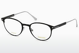 Óculos de design Tom Ford FT5482 001 - Preto, Shiny