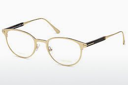 Óculos de design Tom Ford FT5482 028 - Dourado
