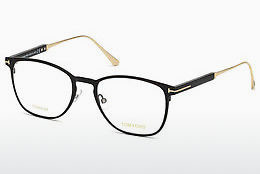 Óculos de design Tom Ford FT5483 001 - Preto, Shiny