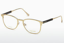 Óculos de design Tom Ford FT5483 028 - Dourado