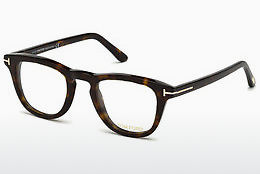 Óculos de design Tom Ford FT5488-B 052 - Castanho, Dark, Havana