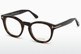 Óculos de design Tom Ford FT5489 052 - Castanho, Dark, Havana