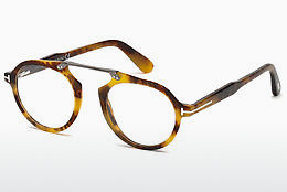 Óculos de design Tom Ford FT5494 055 - Havanna, Castanho