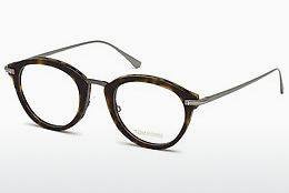 Óculos de design Tom Ford FT5497 052 - Castanho, Dark, Havana