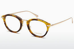 Óculos de design Tom Ford FT5497 055 - Havanna, Castanho