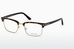 Óculos de design Tom Ford FT5504 052 - Castanho, Dark, Havana