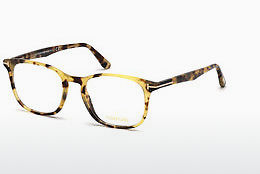Óculos de design Tom Ford FT5505 053 - Havanna, Yellow, Blond, Brown