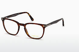 Óculos de design Tom Ford FT5506 054 - Havanna, Red