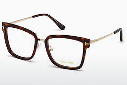Óculos de design Tom Ford FT5507 054 - Havanna, Red