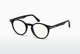 Óculos de design Tom Ford FT5557-B 072 - Dourado, Rosa