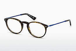 Óculos de design Web Eyewear WE5176 052 - Castanho, Dark, Havana