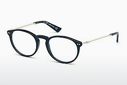 Óculos de design Web Eyewear WE5176 091 - Azul, Matt