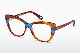 Óculos de design Web Eyewear WE5197 053 - Havanna, Yellow, Blond, Brown