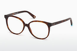 Óculos de design Web Eyewear WE5199 052 - Castanho, Dark, Havana
