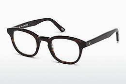Óculos de design Web Eyewear WE5203 052 - Castanho, Dark, Havana