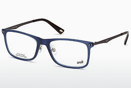 Óculos de design Web Eyewear WE5208 091 - Azul, Matt