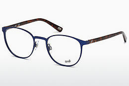 Óculos de design Web Eyewear WE5209 091 - Azul, Matt