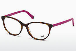 Óculos de design Web Eyewear WE5214 053 - Havanna, Yellow, Blond, Brown
