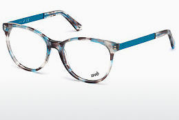 Óculos de design Web Eyewear WE5217 086 - Azul, Azurblue