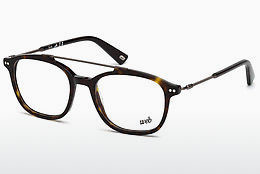 Óculos de design Web Eyewear WE5219 052 - Castanho, Dark, Havana