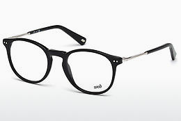 Óculos de design Web Eyewear WE5221 001 - Preto, Shiny