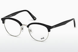 Óculos de design Web Eyewear WE5225 014 - Cinzento, Shiny, Bright