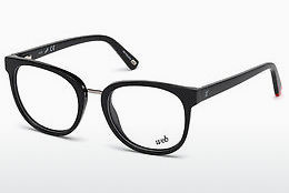 Óculos de design Web Eyewear WE5228 001 - Preto, Shiny