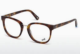 Óculos de design Web Eyewear WE5228 052 - Castanho, Dark, Havana