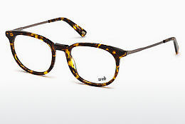 Óculos de design Web Eyewear WE5246 053 - Havanna, Yellow, Blond, Brown