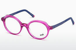 Óculos de design Web Eyewear WE5263 072 - Dourado, Rosa