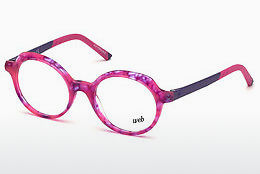 Óculos de design Web Eyewear WE5263 074 - Rosa, Rosa