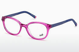 Óculos de design Web Eyewear WE5264 072 - Dourado, Rosa