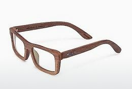 Óculos de design Wood Fellas Lenbach (10745 walnut)