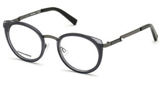 Dsquared DQ5302 009 anthrazit matt