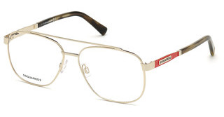 Dsquared DQ5309 012 ruthenium dunkel glanz
