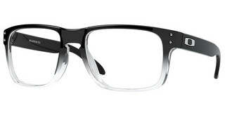 Oakley OX8156 815606 POLISHED BLACK CLEAR FADE