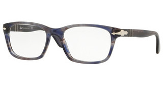 Persol PO3012V 1083 STRIPPED GREY