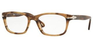 Persol PO3012V 1085 STRIPPED BROWN