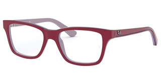 Ray-Ban Junior RY1536 3821 TOP RED ON GREY/BLUE