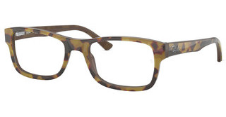 Ray-Ban RX5268 5975 TOP YELLOW HAVANA ONOPAL BEIGE